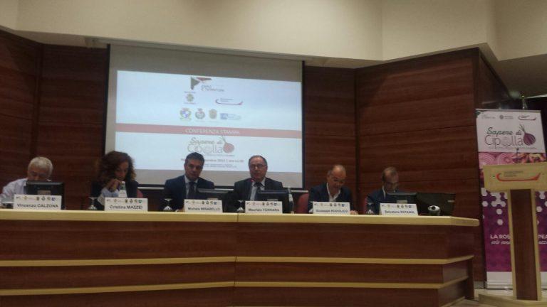 """L'Expo sbarca nel Vibonese al """"Sapere di Cipolla"""""""
