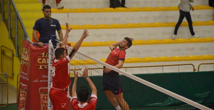Volley. Tonno Callipo, buon test con Lagonegro