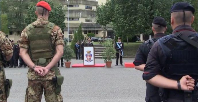 Cambio della guardia al vertice del Gruppo Operativo Calabria