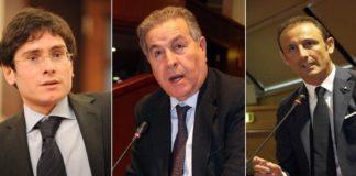 Inedito asse tra Luciano, Bruni e Grillo