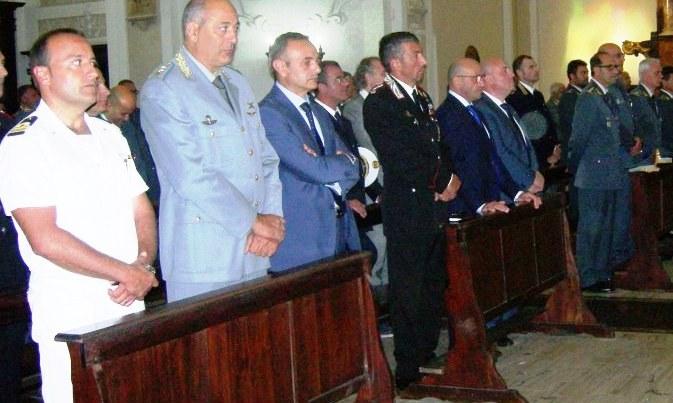 La Guardia di finanza celebra San Matteo, santo protettore del Corpo