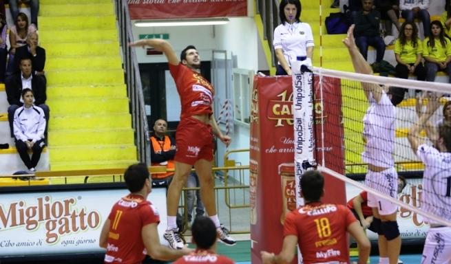 Un attacco di Filippo Vedovotto