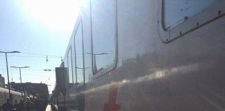 Il treno calabrese bloccato a Tolone