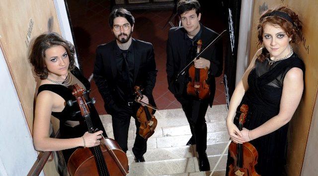 Oggi e domani la grande musica a Palazzo Santa Chiara