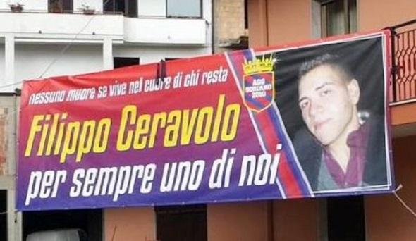 Una grande manifestazione in ricordo di Filippo Ceravolo