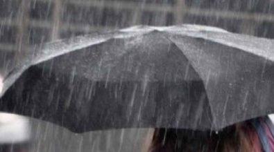 Allerta meteo nel Vibonese, in arrivo piogge e temporali su tutta la Calabria