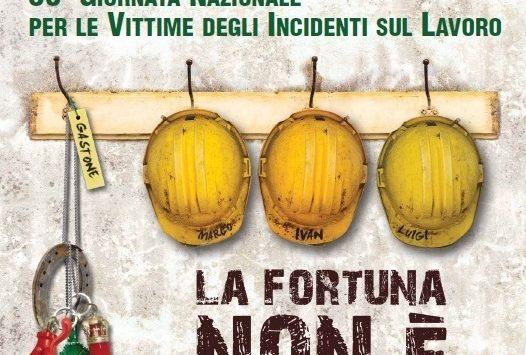 Anche a Vibo la Giornata per le vittime degli incidenti sul lavoro