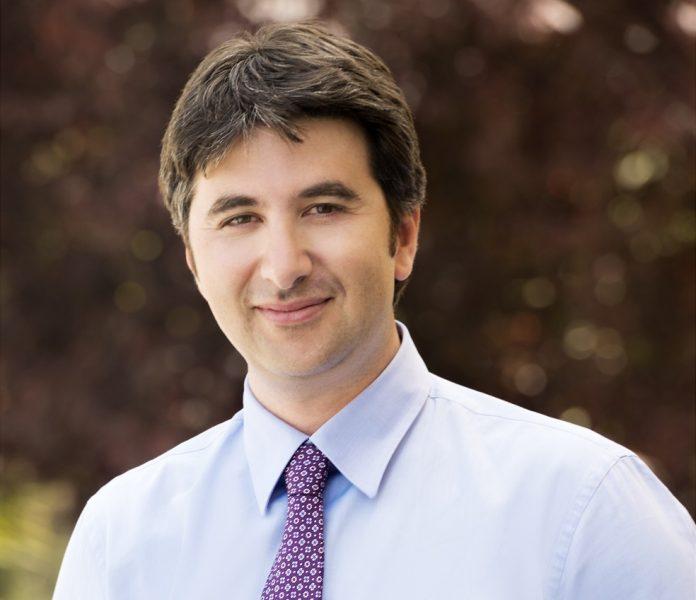 Il capogruppo Pd Antonio Lo Schiavo