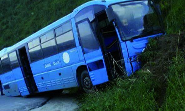 Incidente bus, Mirabello (Pd): «Maggiore attenzione a sicurezza di mezzi e strade»