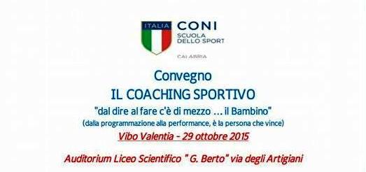 Bambini e sport. Domani il convegno sul coaching sportivo