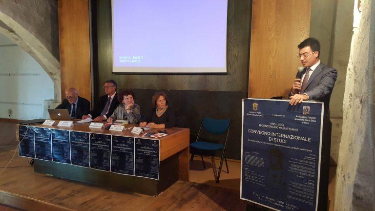 Bicentenario murattiano, in corso a Pizzo il convegno internazionale sul re di Napoli