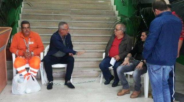 Lavoratori Eurocoop in lotta, solidarietà da Ceravolo