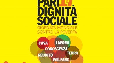 Giornata mondiale contro la povertà, Libera in prima linea anche a Vibo
