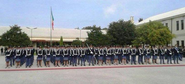 Scuola di Polizia, giurano 179 nuovi agenti – Video