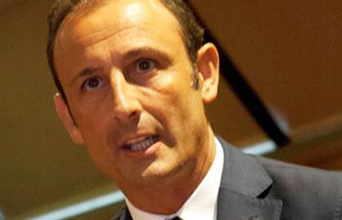 Il coordinatore Ncd Alfonso Grillo