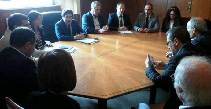Al via l'operazione centrista di Luciano e Bruni: con loro cinque consiglieri e due assessori