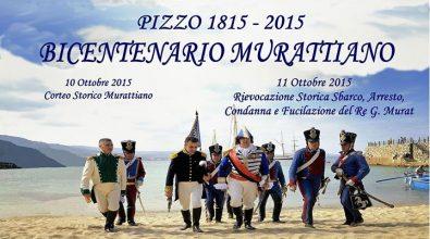 Bicentenario Murattiano, domani la presentazione