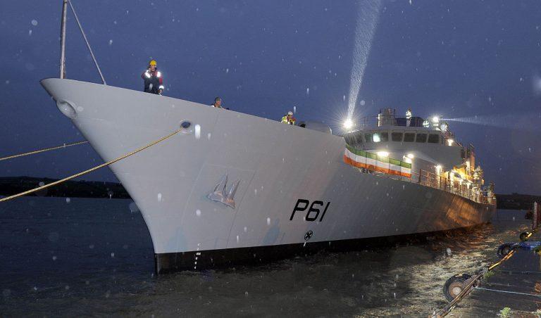 In arrivo a Vibo Marina 470 migranti soccorsi al largo della Libia