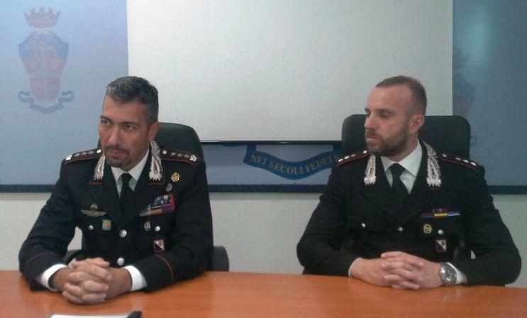 Losciale nuovo comandante dei carabinieri di Serra San Bruno