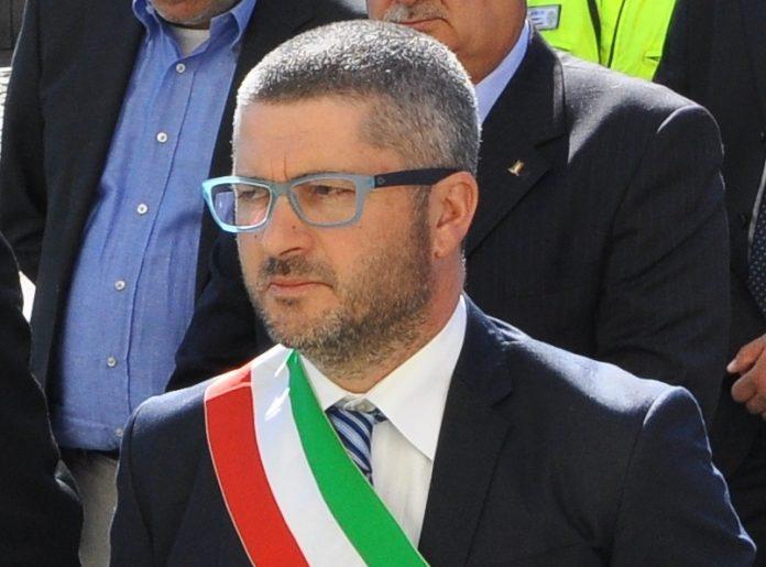 Il sindaco Sergio Rizzo