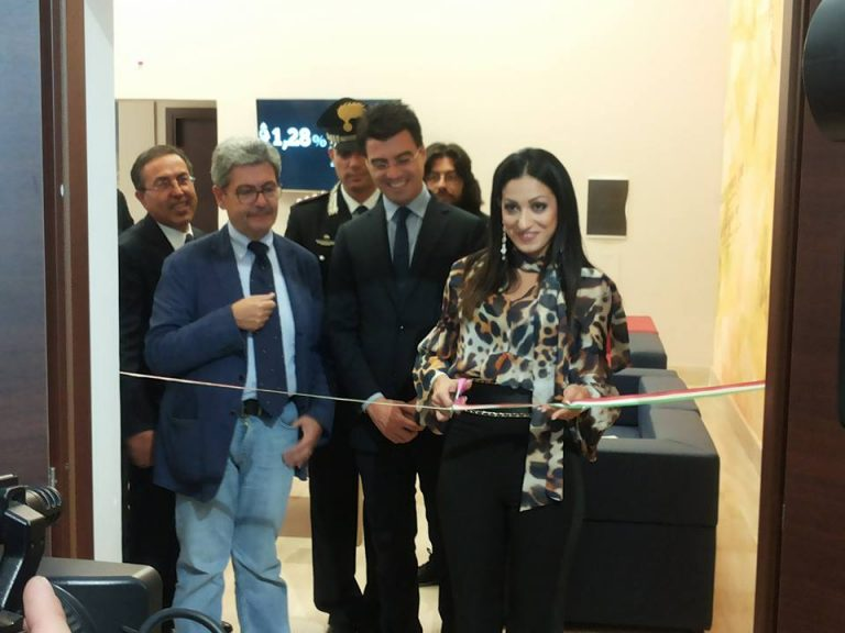 La Città dei giovani è realtà, inaugurato a Pizzo il moderno centro di aggregazione