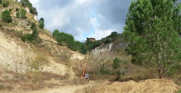 Discarica a Vallelonga, progetto sempre attuale