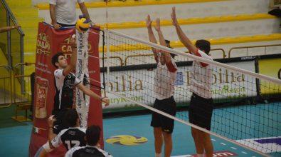 Volley, Vibo si aggiudica l'allenamento congiunto con Corigliano