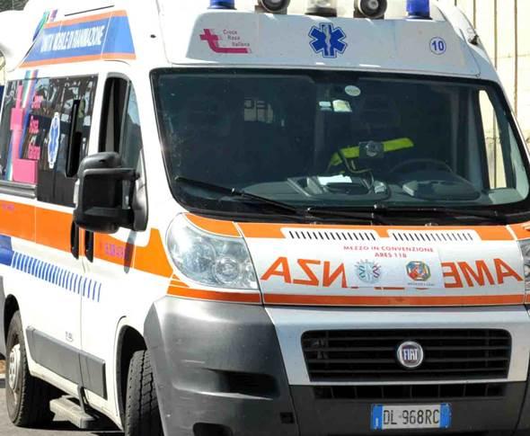 Incidente stradale a Bivona, grave un 44enne a bordo della sua auto