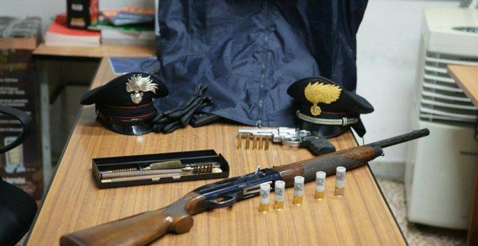 Armi e munizioni, confermato l'arresto dei fratelli Loielo