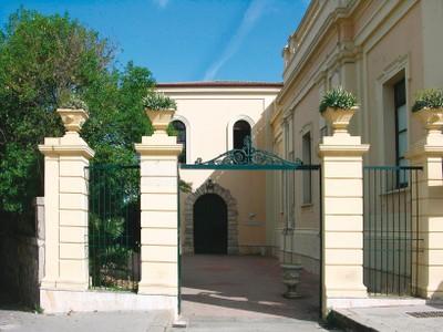 L'ingresso della Camera di commercio di Vibo