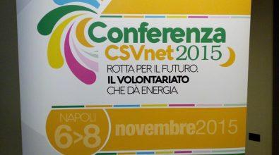 La rete dei Csv riunita a Napoli, Vibo Valentia presente