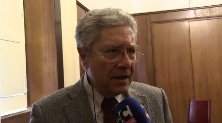 """L'imprenditore Angelo Restuccia e le intercettazioni, il sindaco Costa: """"Su di me tutto falso"""" (VIDEO)"""
