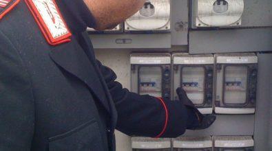 Furto di energia elettrica, un arresto a Francavilla Angitola