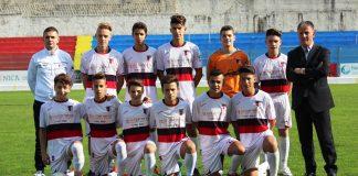 I Giovanissimi della Vibonese impegnati nel campionato regionale