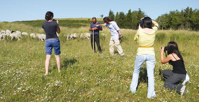 National Geografic sceglie Mongiana per il suo workshop fotografico