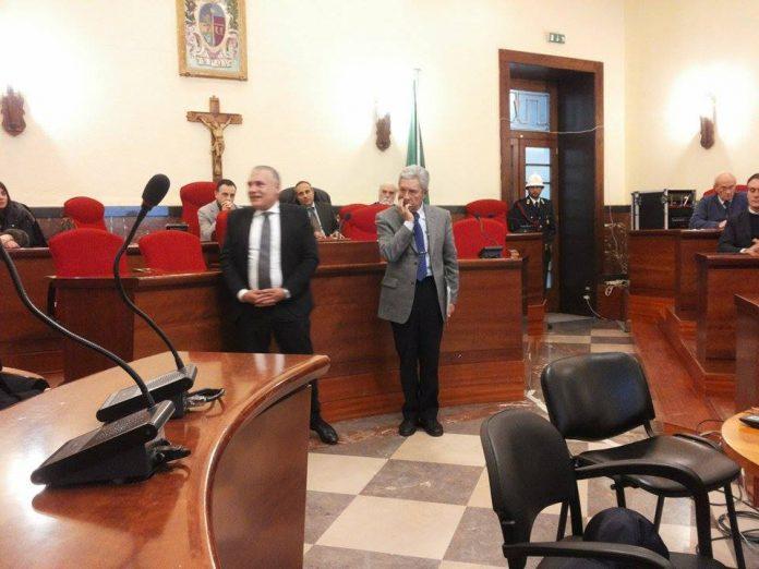L'intervento del presidente Fincalabra Luca Mannarino