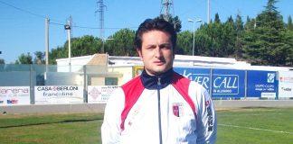 Il nuovo tecnico della Juniores Vincenzo Bruni