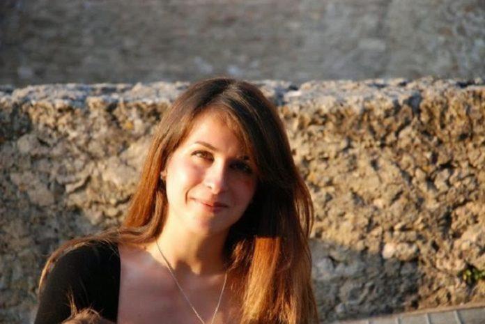 La poetessa Giusy Staropoli Calafati