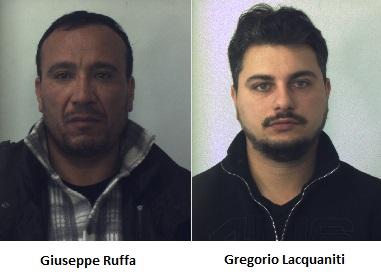 Cocaina in auto, due arresti a Cessaniti