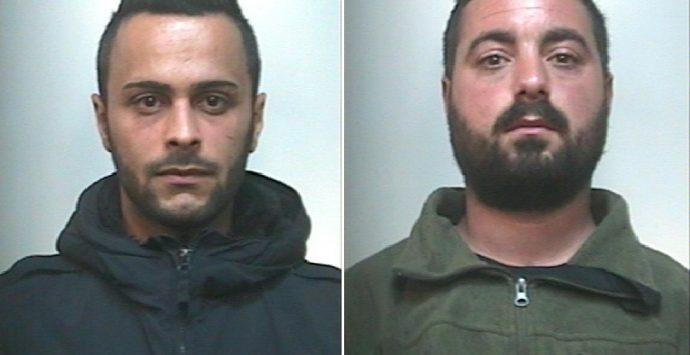 Detenevano un fucile e 400 chili di polvere pirica, due arresti a Sorianello – FOTO
