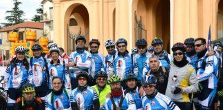 Il gruppo ciclistico Bicinsieme a Rosarno