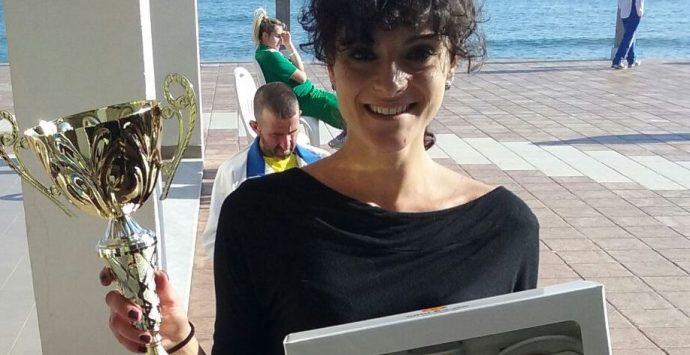 Chiara Raffaele trionfa alla Mezza maratona di Squillace