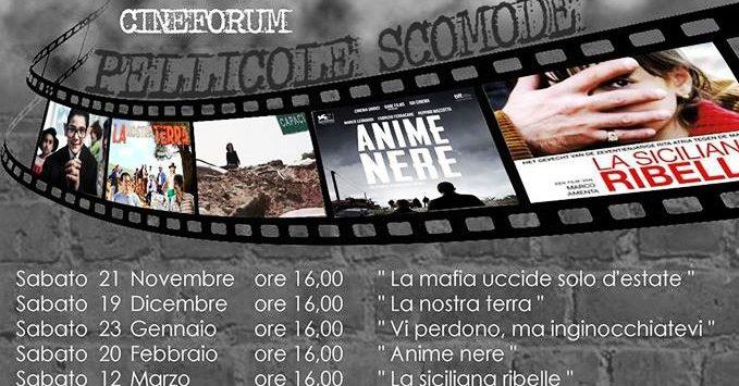 """Riprende da Briatico """"Pellicole scomode"""" versione on the road"""