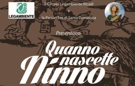 """""""Quanno nascette Ninno"""", a Ricadi il concerto di Natale dei Damadakà"""