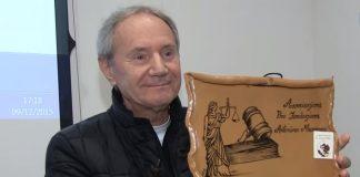 Don Giacomo Panizza premiato a Vibo