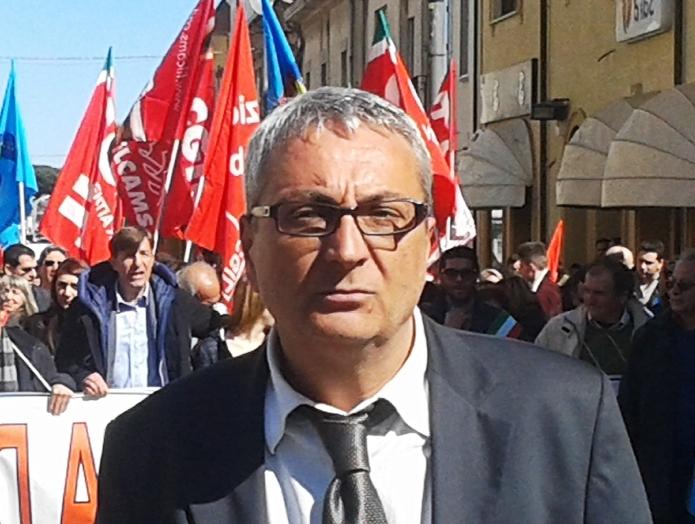 Provincia, Denardo: «Misura colma, la politica rispetti la protesta sindacale»