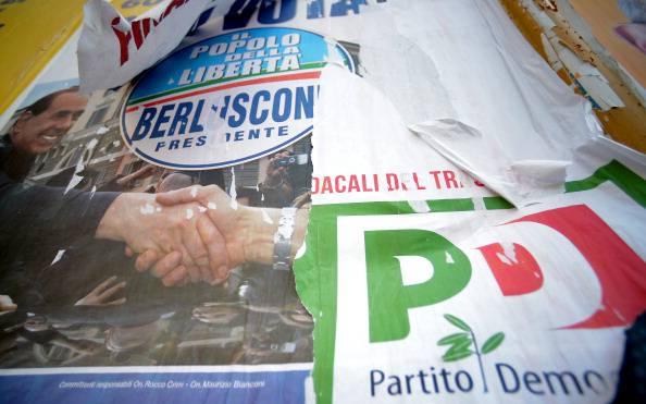 I turbamenti di Forza Italia e la politica sempre uguale a se stessa