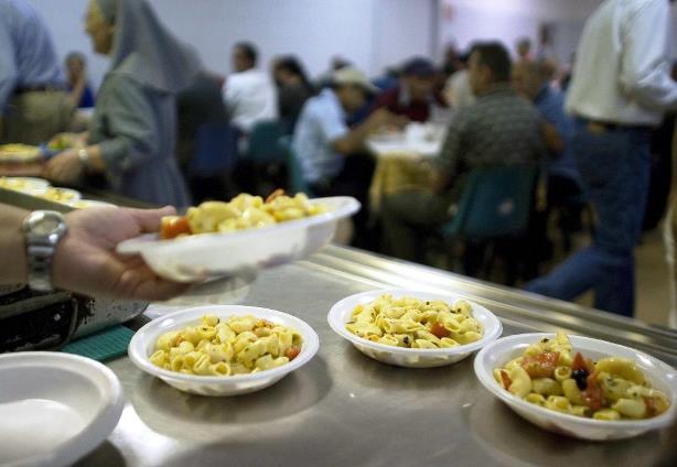 Mense solidali e reddito minimo risposte alla povertà dilagante