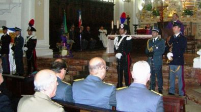 """Le forze armate vibonesi celebrano il """"precetto natalizio"""""""