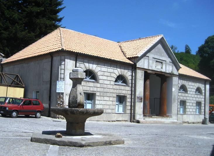 Il Museo delle ferriere a Mongiana